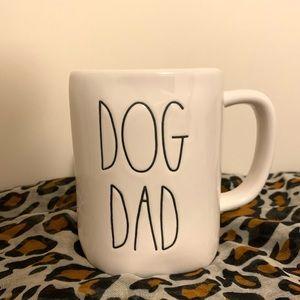 NEW! RAE DUNN | DOG DAD, Coffee Mug